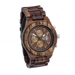 timer-zebra-houten-horloge-heren